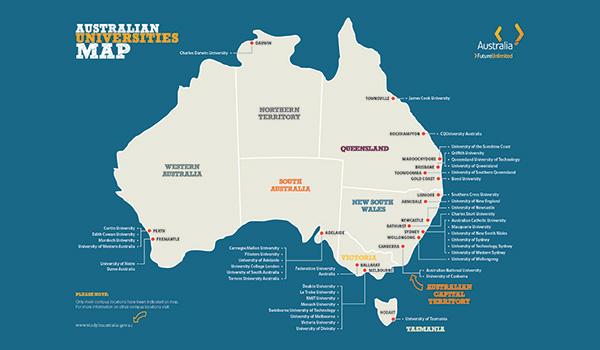 Australian University Selection - Carre Migration